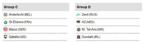 Vòng bảng Europa League: MU không may mắn - ảnh 3