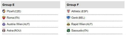 Vòng bảng Europa League: MU không may mắn - ảnh 4