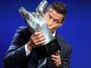 Bóng đá - Nhận giải, Ronaldo xin lỗi Griezmann và Bale