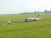 Tin tức trong ngày - Máy bay quân sự rơi ở Phú Yên, phi công hy sinh