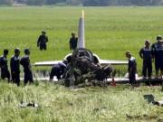 Tin tức trong ngày - Vụ máy bay rơi: Yêu cầu rà soát quy trình huấn luyện