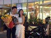 Bạn trẻ - Cuộc sống - Cô gái TQ mua xế khủng, cầm sổ đỏ cầu hôn bạn trai