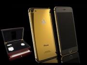 Thời trang Hi-tech - Công ty chuyên mạ vàng điện thoại lộ cấu hình iPhone 7
