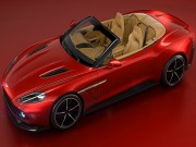 Tư vấn - Aston Martin Vanquish Volante Zagato chỉ sản xuất 99 chiếc