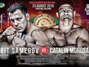 Thể thao - MMA: Can tội hầm hố dính một vố đau