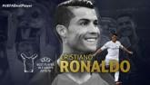 Cầu thủ hay nhất châu Âu: Lần thứ 2 cho Ronaldo