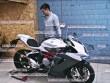 Xe máy - Xe đạp - Cận cảnh quá trình lên đồ chơi cho MV Agusta F3