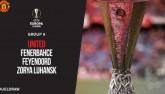 Vòng bảng Europa League: MU không may mắn