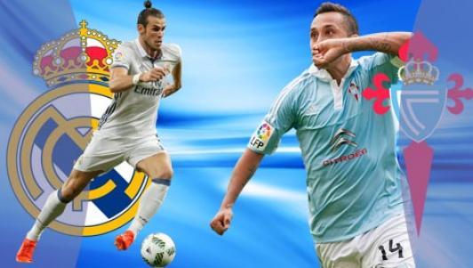 Real Madrid - Celta Vigo: Háo hức mở tiệc