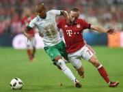 """Bóng đá - Bayern – Bremen: """"Đánh tennis"""" ngày khai màn"""