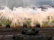 Thế giới - Video: Nhật Bản tập trận bắn đạn thật quy mô lớn
