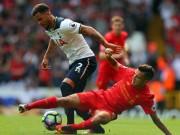 Bóng đá - Tottenham – Liverpool: Hai bộ mặt trái ngược