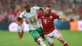 """Bayern – Bremen: """"Đánh tennis"""" ngày khai màn"""