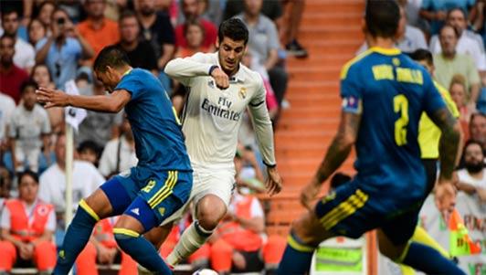 Real Madrid - Celta Vigo: Gian nan trên đất nhà