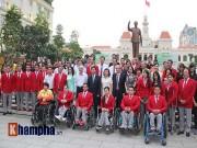 Thể thao - Việt Nam dự Paralympic 2016 noi gương Hoàng Xuân Vinh