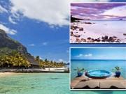 Du lịch - Những thiên đường nghỉ dưỡng xa xỉ nhất thế giới