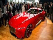 Tin tức ô tô - Ngắm du thuyền mặt đất Vision Mercedes-Maybach 6 coupe