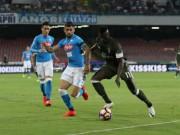 Bóng đá - Napoli - Milan: 6 bàn thắng và 2 thẻ đỏ