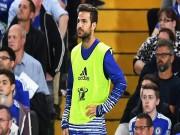 Bóng đá - Lười phòng ngự, Fabregas bị Conte đẩy khỏi Chelsea