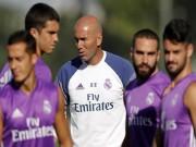 Bóng đá - Real: 14 cầu thủ đối mặt với virus FIFA, Zidane gặp khó