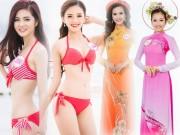 Thời trang - Trực tiếp Chung kết HHVN: Thu Minh cất tiếng hát cao vút