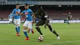 Napoli - Milan: 6 bàn thắng và 2 thẻ đỏ