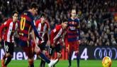 Chi tiết Bilbao – Barca: Cú đánh đầu 3 điểm (KT)