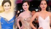 Sao Vbiz nô nức đổ về thảm đỏ Chung kết Hoa hậu VN