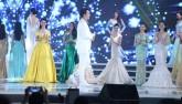 Bi Rain náo loạn sân khấu Hoa hậu VN cùng top 30