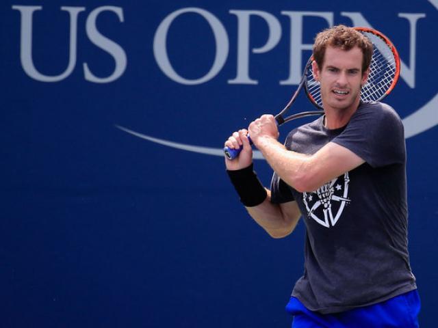 Tin thể thao HOT 29/8: Murray sẽ vô địch US Open