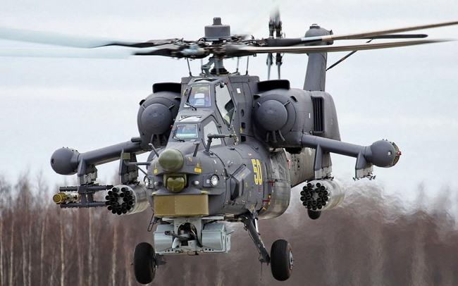 """Nga ra mắt trực thăng """"không thể bị tiêu diệt"""""""