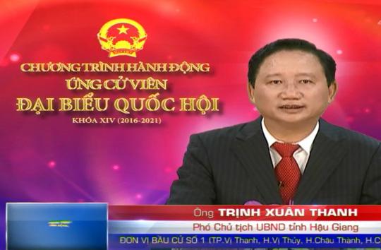 Ông Trịnh Xuân Thanh giờ đang ở đâu?