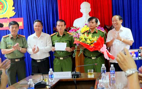 """Chủ tịch tỉnh Quảng Nam: """"Vụ phá rừng pơ mu không đơn giản"""""""