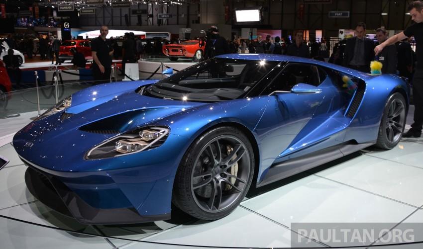 Quá nhiều đơn đặt hàng, Ford GT kéo dài sản xuất thêm 2 năm