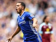 Bóng đá - Siêu Hazard giúp Chelsea đua với thành Manchester