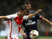 """Bóng đá - Monaco - PSG: """"Nhà vua"""" nếm trái đắng"""