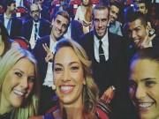 Bóng đá - Nữ MC bốc lửa gục ngã trước lưới tình của Ronaldo