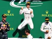 Thể thao - BXH Belgian GP: Rosberg xuất sắc, Hamilton quá đỉnh