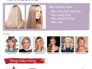 Làm đẹp - Đi tìm màu tóc chuẩn giúp nàng thêm xinh