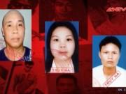 Video An ninh - Lệnh truy nã tội phạm ngày 29.8.2016