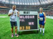 Thể thao - Mới đoạt HCV Olympic, về nhà thi đấu phá kỷ lục thế giới