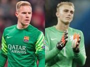 Bóng đá - Thủ môn Barca: Hay chuyền hỏng, bắt penalty tồi