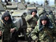 Thế giới - Hơn 40.000 quân Nga tập kết gần biên giới Ukraine
