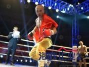 Thể thao - Nóng: 100 giây, Đệ nhất Thiếu Lâm hạ cao thủ Muay Thái