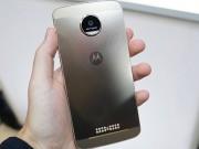 Dế sắp ra lò - Moto Z  Play hiện nguyên hình, camera chính 16MP