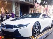 Tư vấn - Đà Nẵng: Chồng tặng BMW i8 cho vợ làm quà sinh nhật