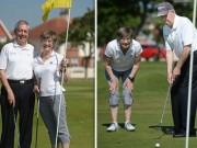 """Thể thao - Kinh ngạc: Golfer mù & cú """"hole in one"""" sau 3 thập kỷ"""