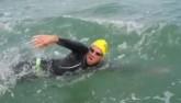 Bơi 34km chinh phục eo biển Anh, VĐV bỏ mạng vì liều