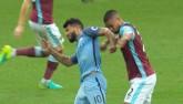 Man City: Aguero có thể thoát án phạt để dự derby
