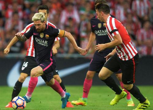 Messi có nguy cơ lỡ hẹn ngày trở lại ĐT Argentina